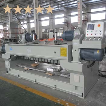 New 80m/min 8ft Spindless Rotary Lathe