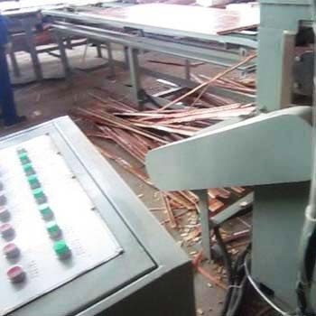Automatic Panel Edges Sizer Saw for Trimming